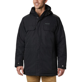 Columbia Rugged Path Parka Hombre, black